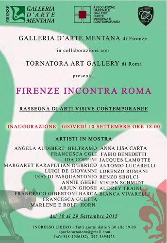 """Firenze incontra Roma"""